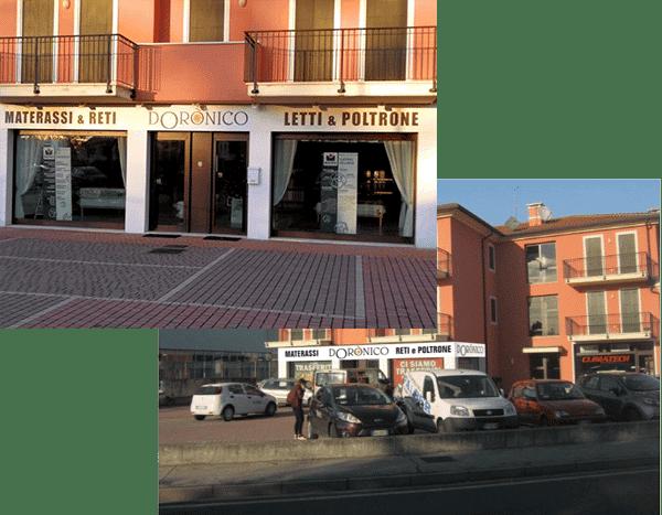 Negozio di materassi a Vicenza - Anteprima
