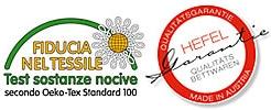 Hefel Quality Logos
