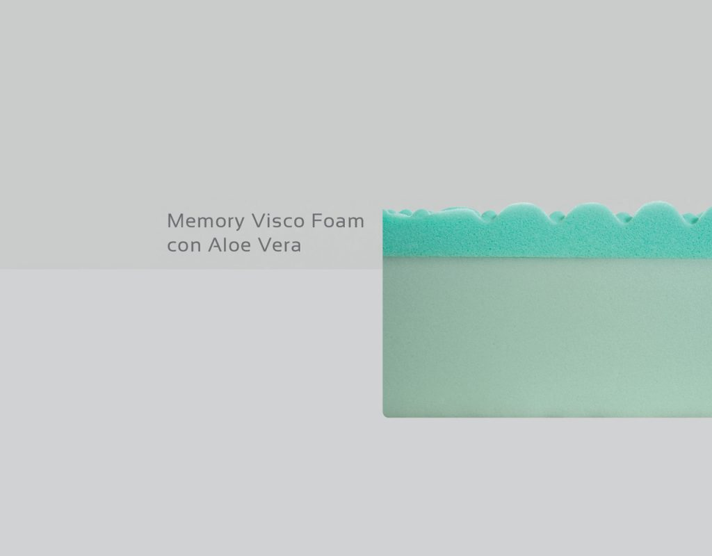 Memory Visco Valflex