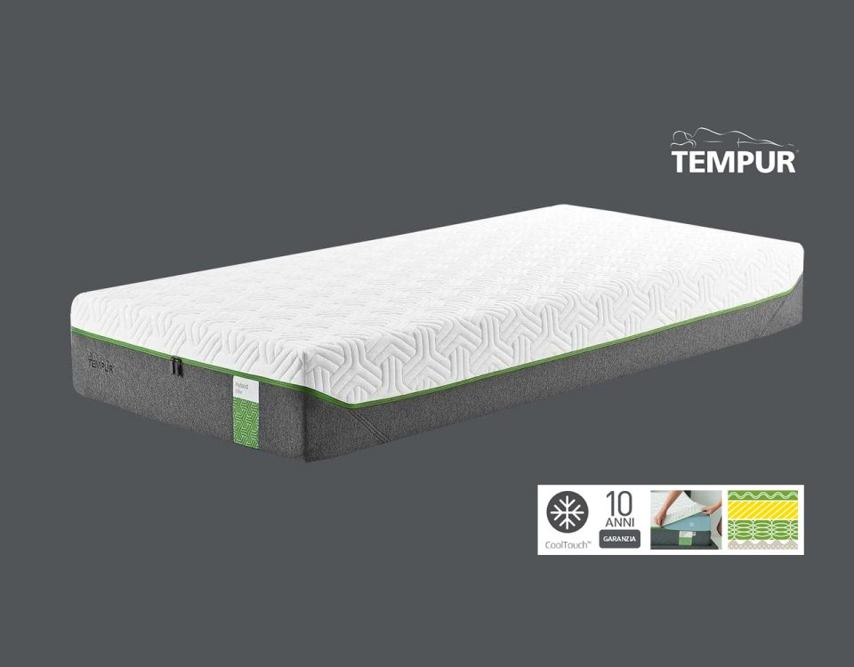 Materasso Tempur Hybrid Elite CoolTouch